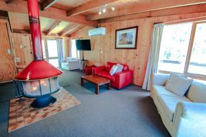 Sambar Lodge, Prázdninové domy  Harrietville - big - 20
