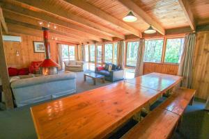 Sambar Lodge, Prázdninové domy  Harrietville - big - 22