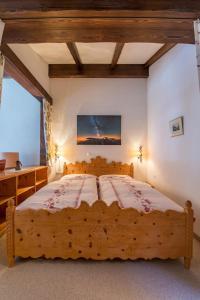 Chesa La Furia, Ferienwohnungen  Pontresina - big - 54