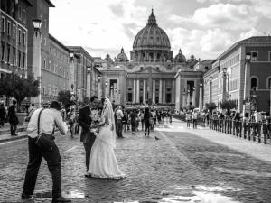 San Pietro, Apartmány  Řím - big - 26