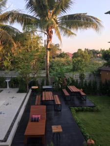Villa La Di Da Chiang Mai, Отели типа «постель и завтрак»  Чиангмай - big - 5