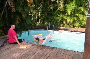 Natura Vaiana Pool House