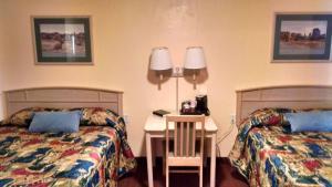 White Sands Motel, Motely  Alamogordo - big - 10