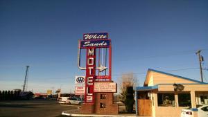 White Sands Motel, Motely  Alamogordo - big - 1