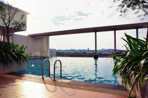 Sky Breeze, Ferienwohnungen  Johor Bahru - big - 20