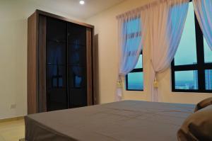 Sky Breeze, Ferienwohnungen  Johor Bahru - big - 12