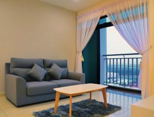 Sky Breeze, Ferienwohnungen  Johor Bahru - big - 10