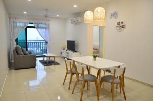 Sky Breeze, Ferienwohnungen  Johor Bahru - big - 4