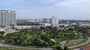 Sky Breeze, Ferienwohnungen  Johor Bahru - big - 3