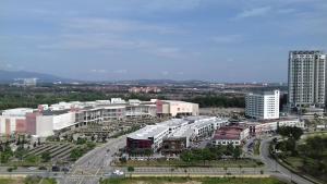 Sky Breeze, Ferienwohnungen  Johor Bahru - big - 2