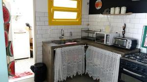 Apartment I302 Nascimento, Апартаменты  Рио-де-Жанейро - big - 22