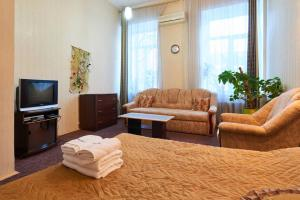 Home Hotel Apartments on Kontraktova Ploshcha - фото 11