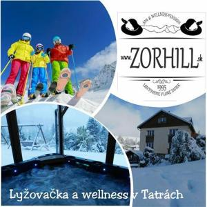 SPA & WELLNESS Penzión Zorhill