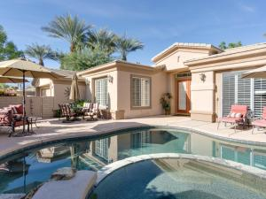 74936 Jasmine Way Home Home, Dovolenkové domy  Indian Wells - big - 1