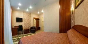Отель Берег - фото 13