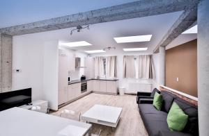 Брюссель - Compagnie des Sablons Apartments