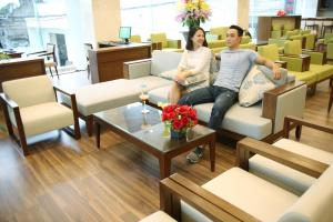 Grand Sea Hotel, Hotels  Da Nang - big - 42