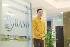 Grand Sea Hotel, Hotels  Da Nang - big - 83