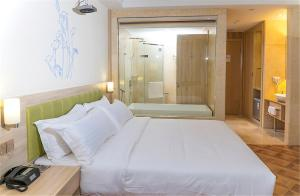 IBIS Styles Nantong Development Zone Shimao Plaza, Hotely  Nantong - big - 3