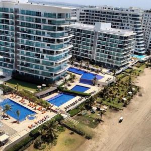 Apartamento de una Habitación En Morros Epic, Appartamenti  Cartagena de Indias - big - 24