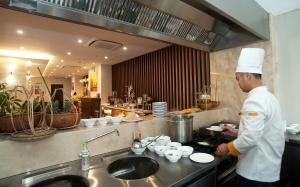 Grand Sea Hotel, Hotels  Da Nang - big - 35