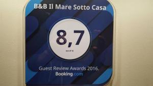 B&B Il Mare Sotto Casa, B&B (nocľahy s raňajkami)  Aci Castello - big - 16