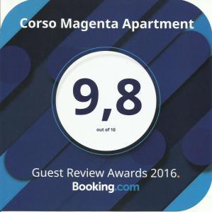 Corso Magenta Apartment
