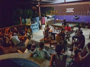 Slow Monkey Hostel, Affittacamere  Santa Teresa - big - 40