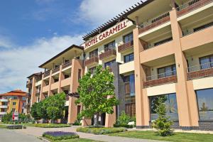 Caramell Premium Resort Superior, Hotely  Bük (Bükfürdö) - big - 51