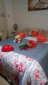 Romantic Room, Апартаменты  Агрополи - big - 15