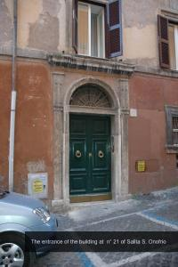 Apartment Sant'Onofrio, Appartamenti  Roma - big - 37