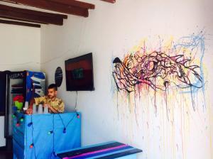 Doña Cumbia Hostel, Ostelli  Santa Marta - big - 33