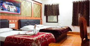 Hotel JK Raj Regency, Hotels  Raipur - big - 7