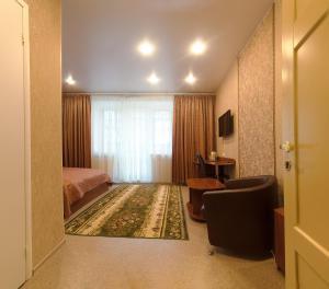Отель Берег - фото 12