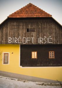 Apartment Bircoft Iršic Country House