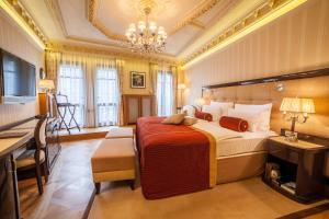 5 hviezdičkový hotel Quisisana Palace Karlove Vary Česko
