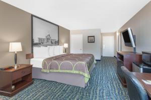 Super 8 Oklahoma City, Hotely  Oklahoma City - big - 2