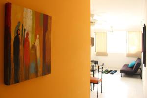 Apartamento Valdy, Ferienwohnungen  Santa Marta - big - 30