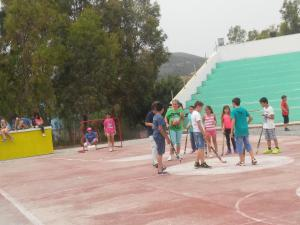 Argonaftes Youth Hostel-Camping