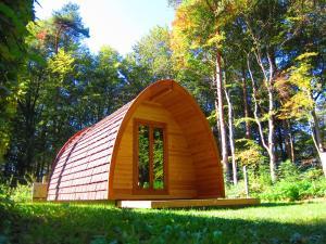 AZUR Waldcamping Auwaldsee, Üdülőközpontok  Ingolstadt - big - 13