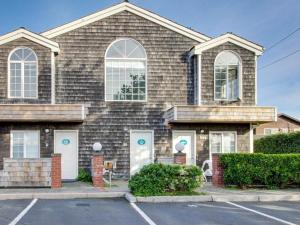 Beaches Inn Fourplex, Nyaralók  Cannon Beach - big - 1