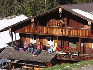 Bauernhof-Ferienhaus Klocker, Farmy  Hart im Zillertal - big - 25
