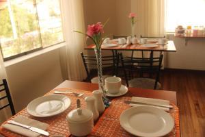 La Escala Guest House, Отели типа «постель и завтрак»  Куско - big - 34