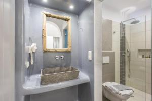 Korali Palace Hotel, Aparthotels  Naxos Chora - big - 33