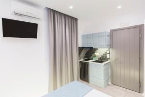 Korali Palace Hotel, Aparthotels  Naxos Chora - big - 40