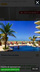 Morros Epic Cartagena, Apartmány  Cartagena de Indias - big - 21
