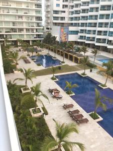 Morros Epic Cartagena, Apartmány  Cartagena de Indias - big - 22
