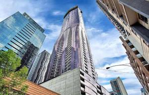 EQ Tower - Service Apartment - Melbourne CBD, Victoria, Australia