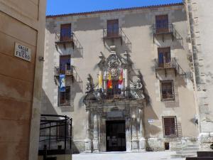 Hospederia Seminario Conciliar de San Julián