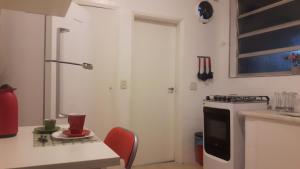 Balkony 92 - 4 Bedroom Apartment, Apartmány  Sao Paulo - big - 11